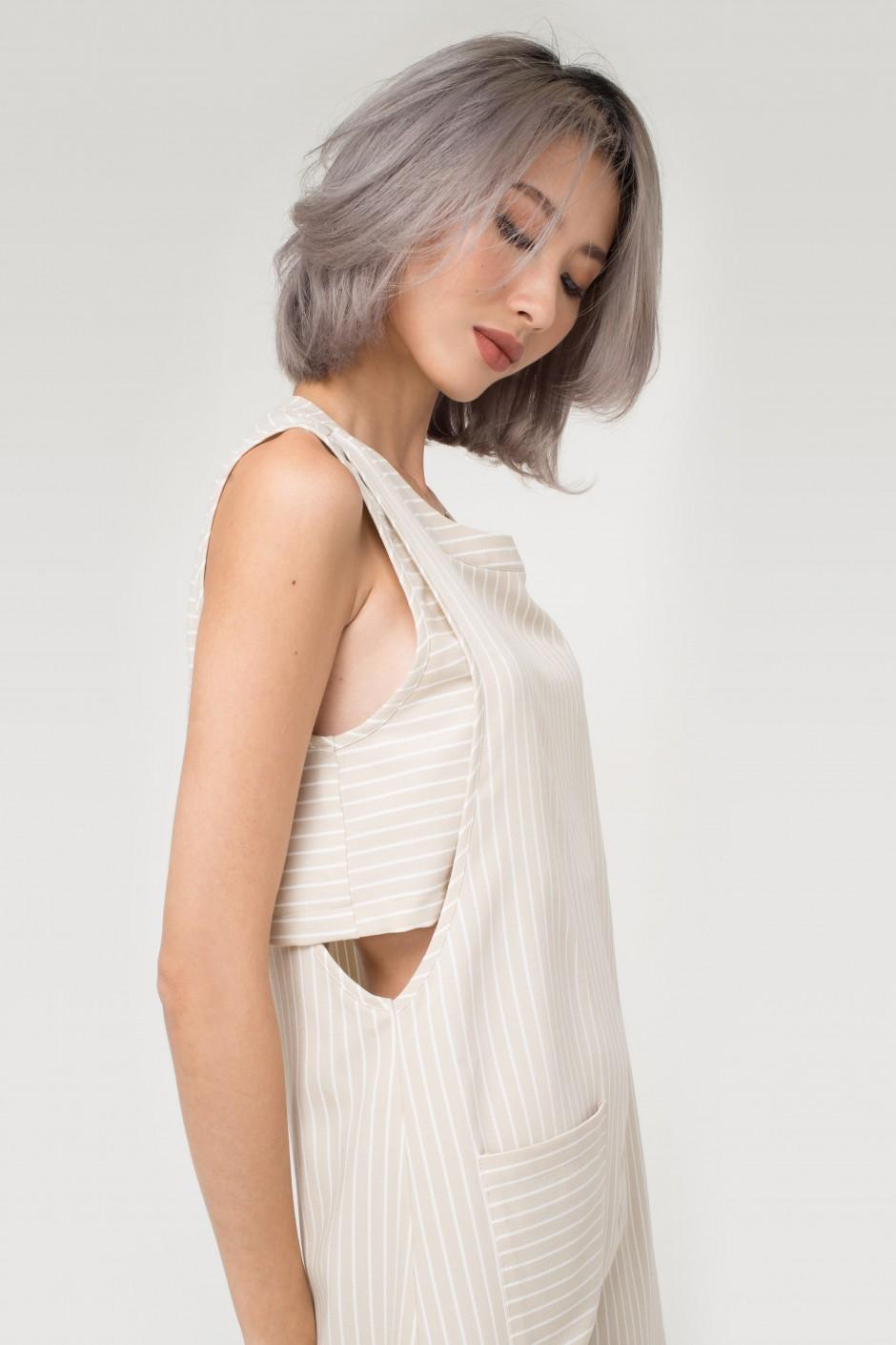 Sporty Stripe Dress