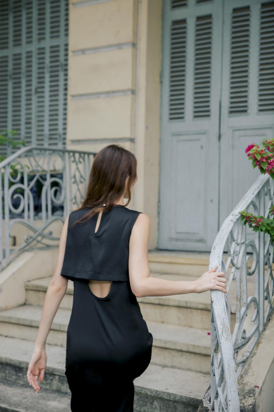 Alexa Dress black